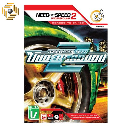 بازی Need For Speed Underground 2 گردو مخصوص PC
