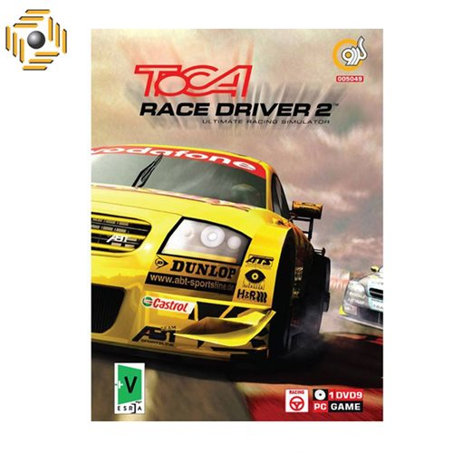 بازی TOCA Race Driver 2 The Ultimate Racing Simulator مخصوص PC
