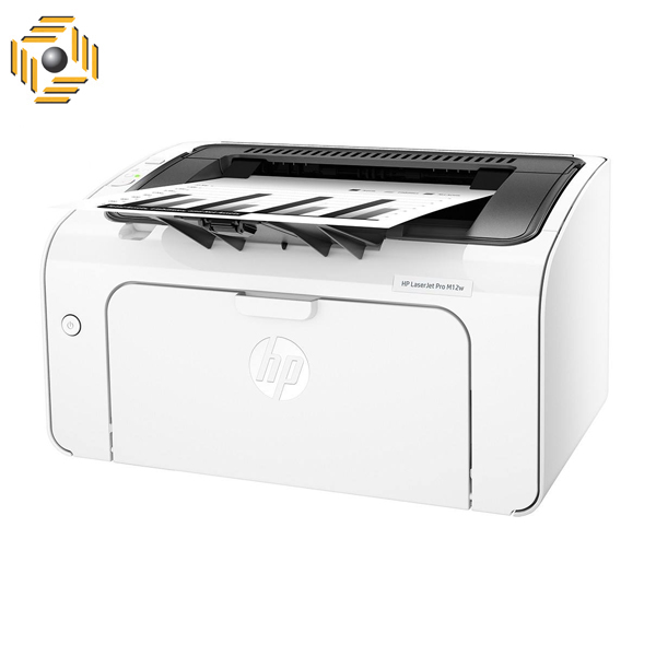 پرینتر لیزری اچ پی مدل LaserJet Pro M12w | HP LaserJet Pro M12w Laser Printer