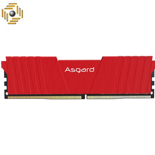 رم آسگارد Loki T2 DDR4 16GB PC 3200MHz PC Red