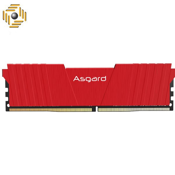 رم آسگارد Loki T2 DDR4 8GB PC 2666MHz PC Red