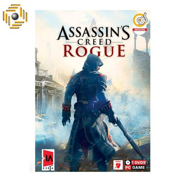 بازی گردو Assassin's Creed Rogue مخصوص PC