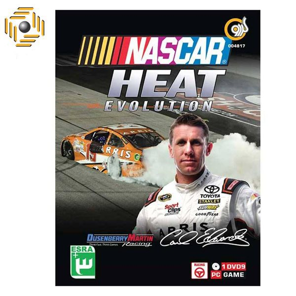 بازی Nascar Heat Evolution مخصوص PC